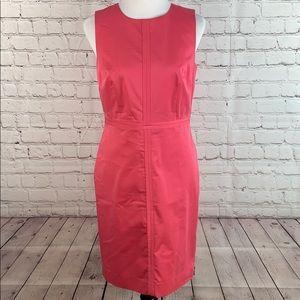 Ann Taylor Pink Sleeveless Dress Size 6
